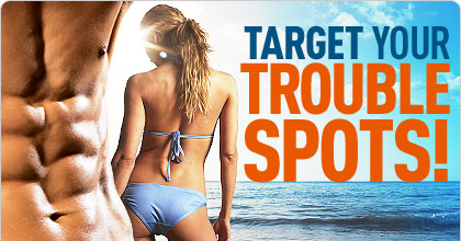 Target Your Trouble Spots!
