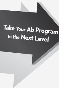 Take Your Ab Program to the Next Level