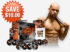 INSANITY®— SAVE $10.00