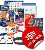 10-Minute Trainer®—$5.00 0FF SHIPPING