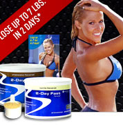 2-Day Fast Formula®—Lose up to 7 Lbs. in 2 Days*