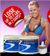 2-Day Fast Formula®—LOSE UP TO 7 LBS. IN 2 DAYS!*